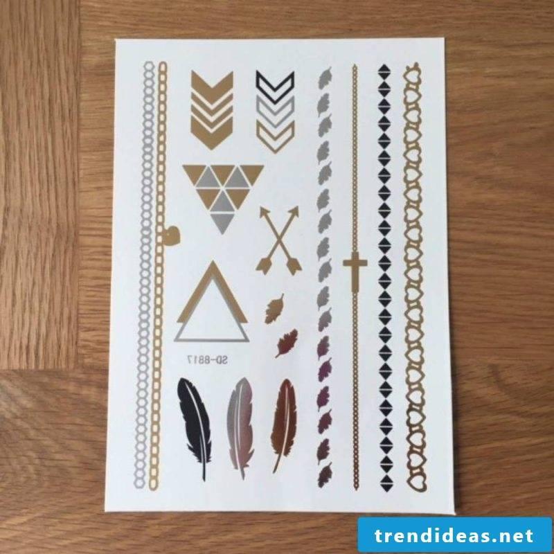 gifts for teens metallic