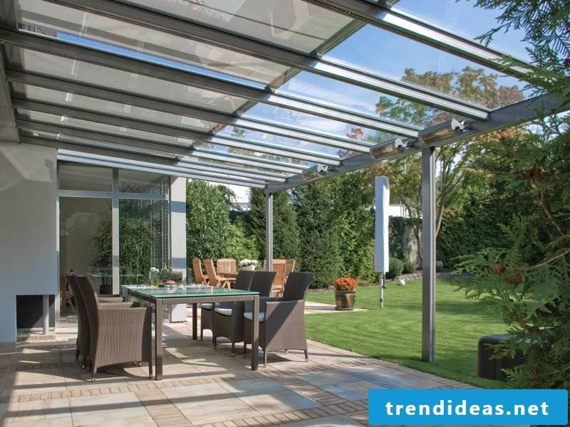 creative terrace design