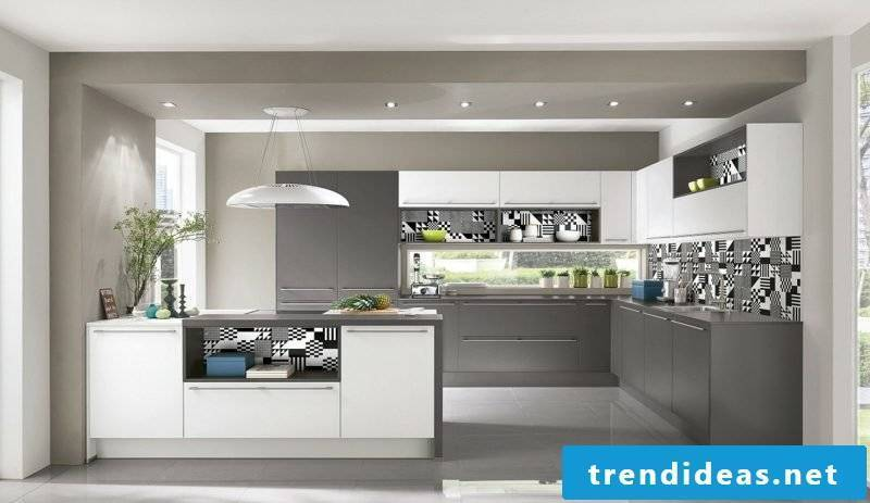 Kitchen Gray modern decor