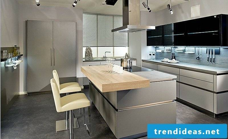 Kitchen gray wall colors ideas
