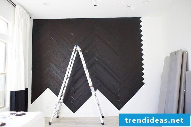 Do-it-yourself home decorating wall coverings - Step 6