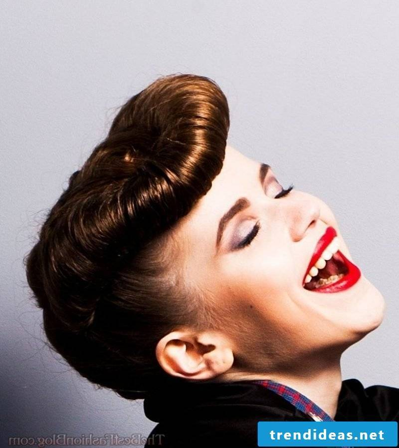 pin-up hairstyles-rockability