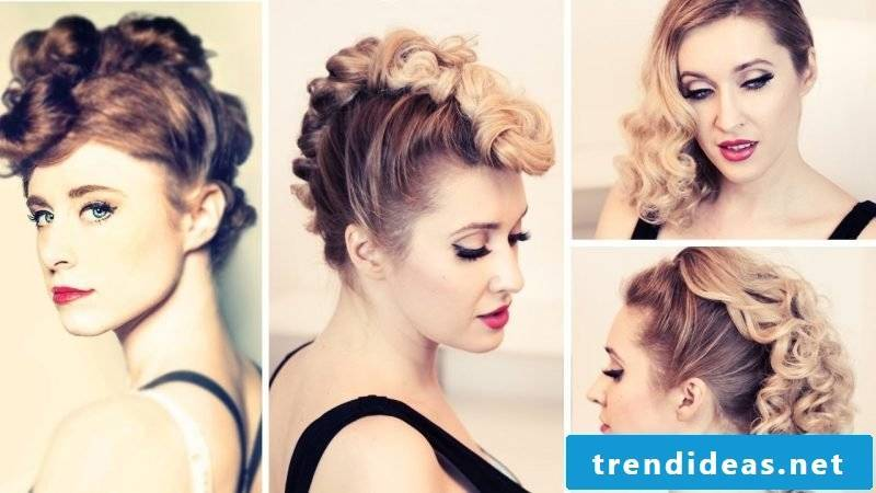 pin-up hairstyles-rock