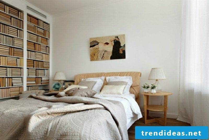Mural Ideas Make Themselves Mural Bedroom