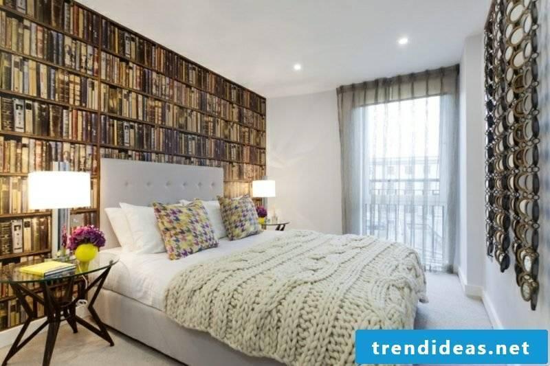 wall design ideas great photo wallpaper bedroom