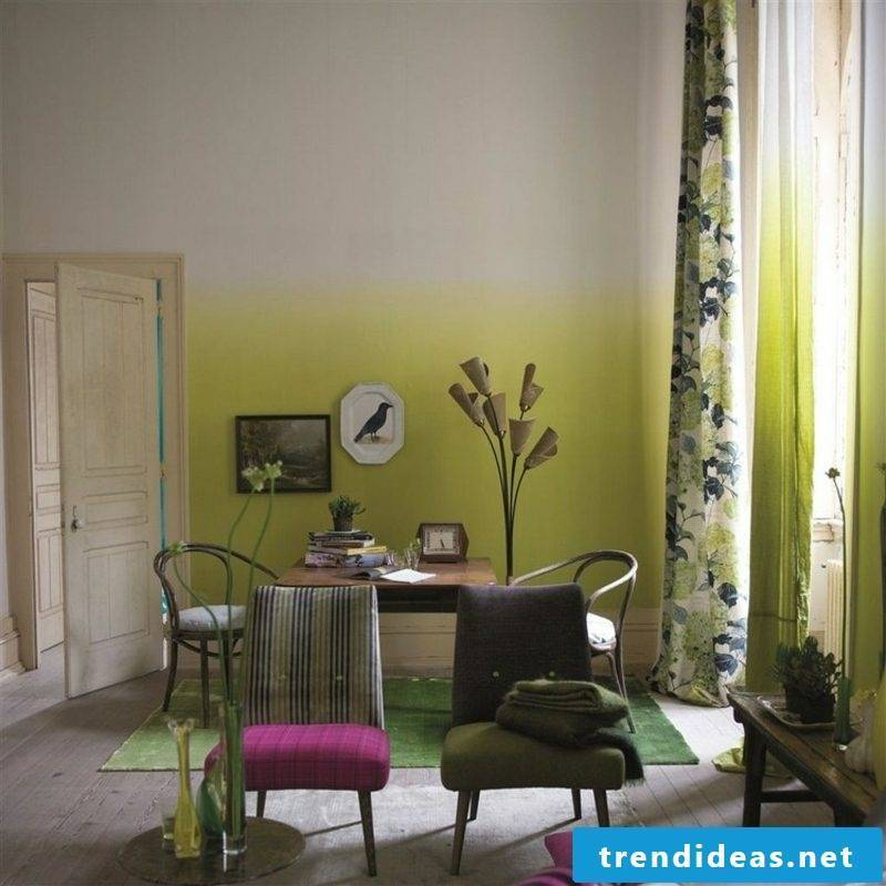 Wall design ideas make your own living room