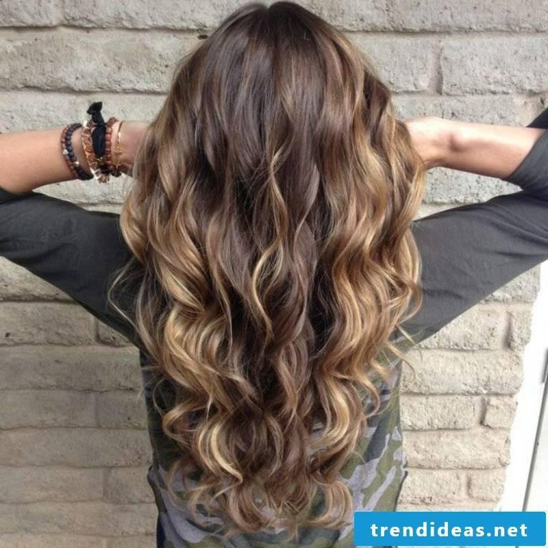 long hair colors creative ideas according to the lunar calendar