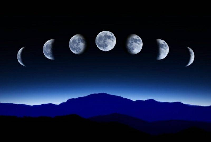 Moon phases influence on humans