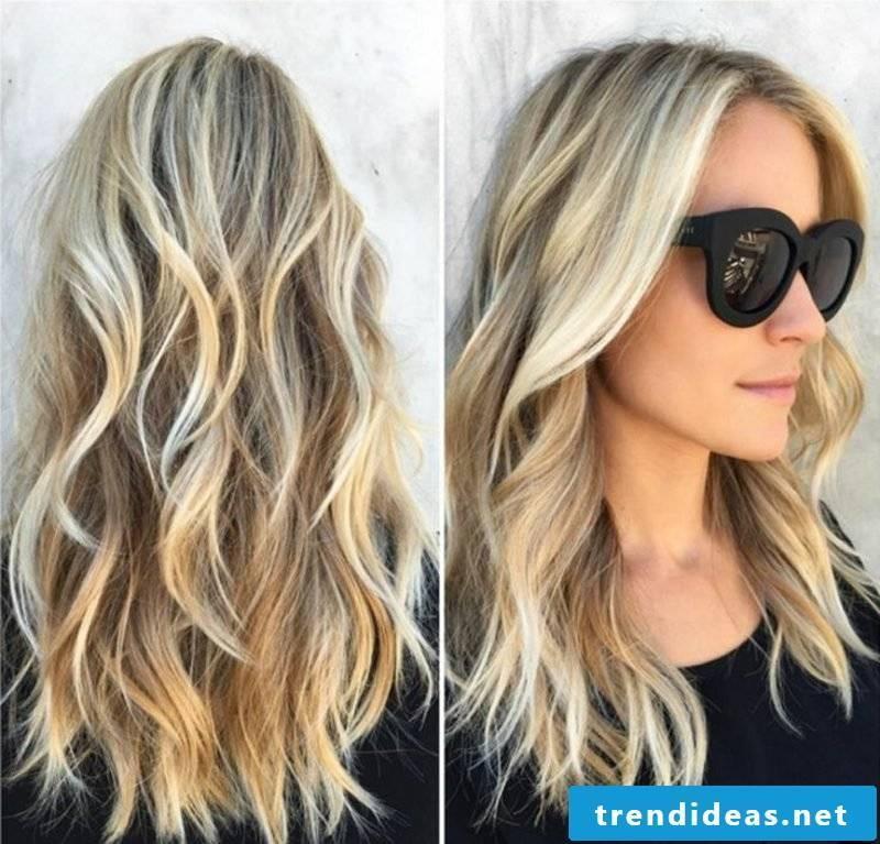 Hairstyles Medium Beach Waves