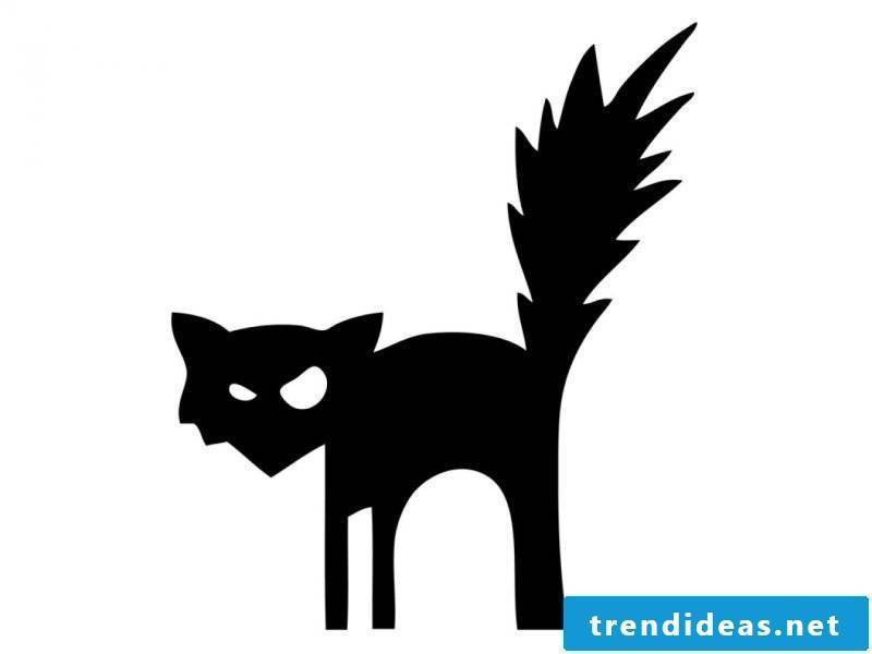 Crafting templates for the window - cat