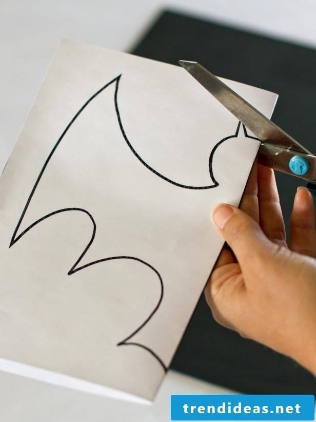 Cut the craft templates