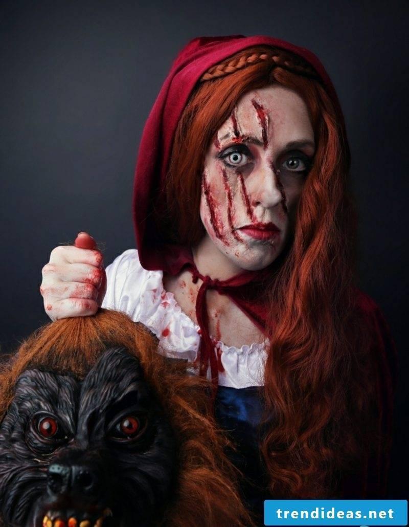 Costumes ladies scary Halloween
