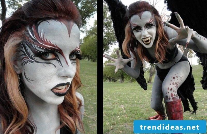 Costumes Halloween Ladies harpy