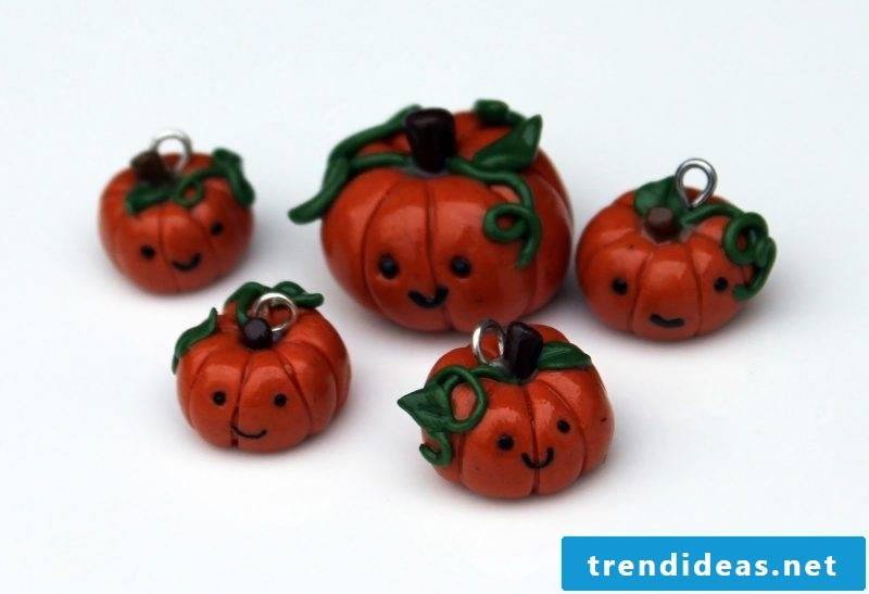 Let your imagination run free, so that you think up creative polymer clay ideas