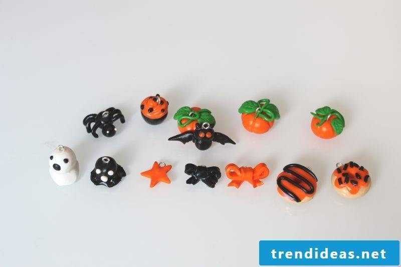 You can use these polymer clay ideas for pendants for beautiful necklaces