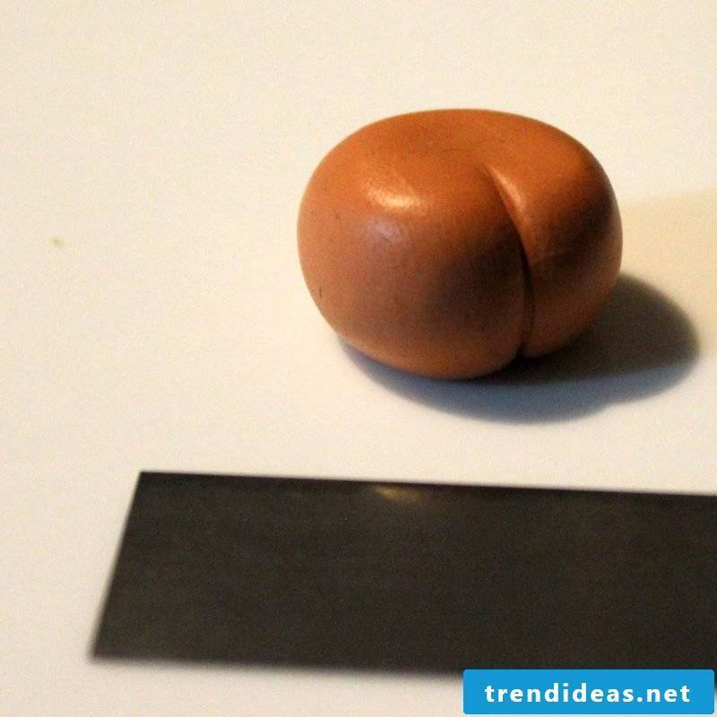Fimo Ideas for Pumpkin: Instructions Step 2