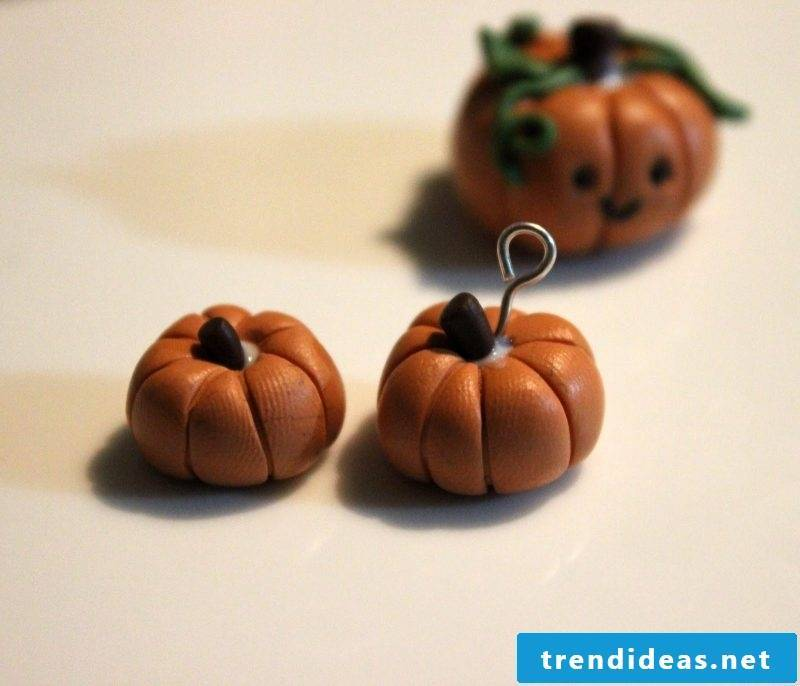 Fimo Ideas for Pumpkin: Instructions Step 4