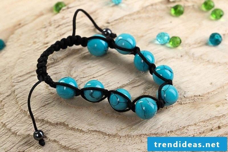 DIY bracelet stones