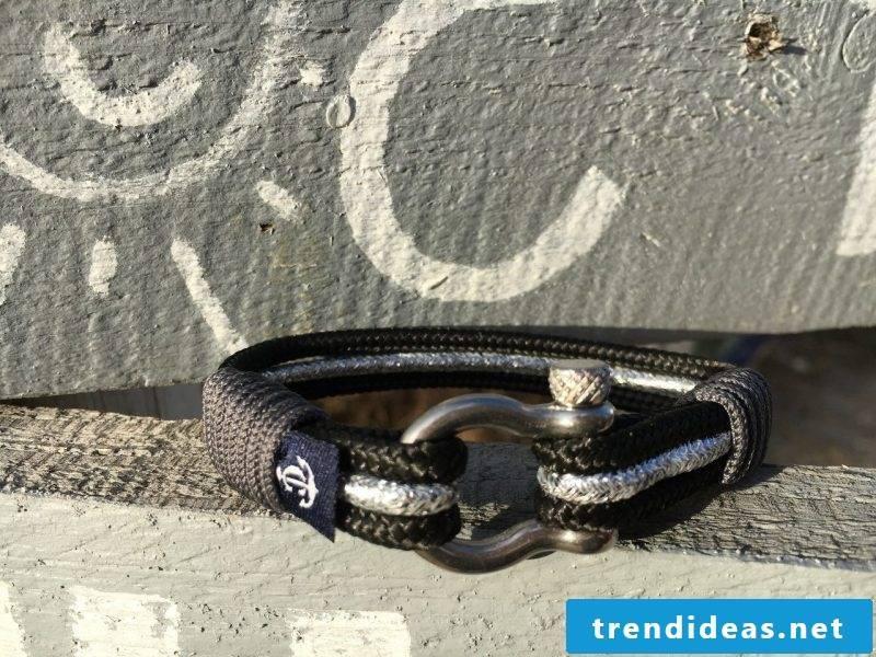 DIY bracelet men