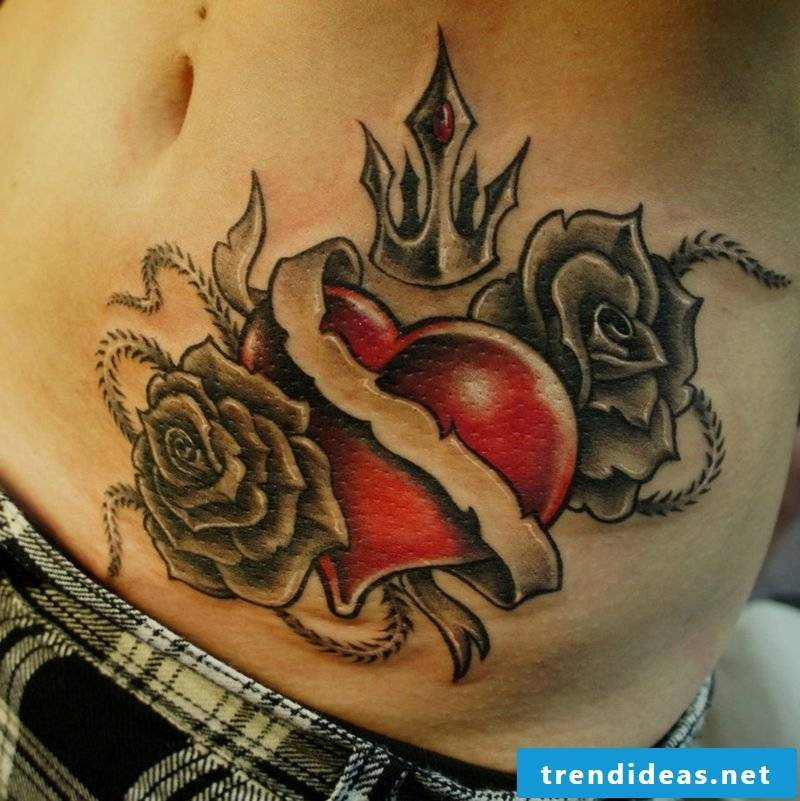 Heart tattoo heart tattoos