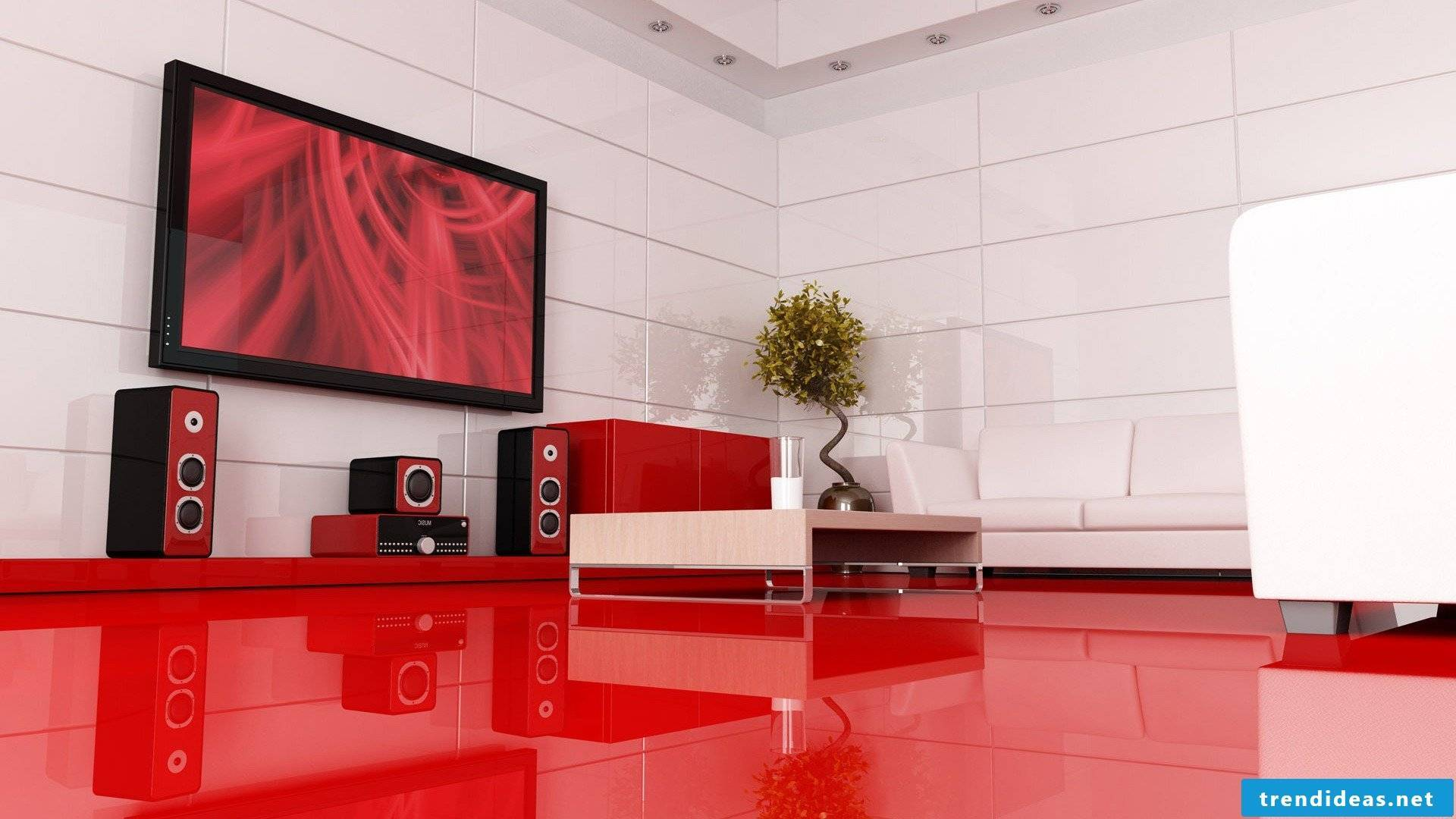 Meida furniture is suitable for every style of living!