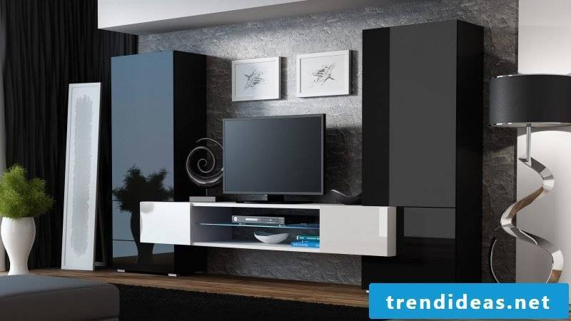Media furniture is available to every taste!