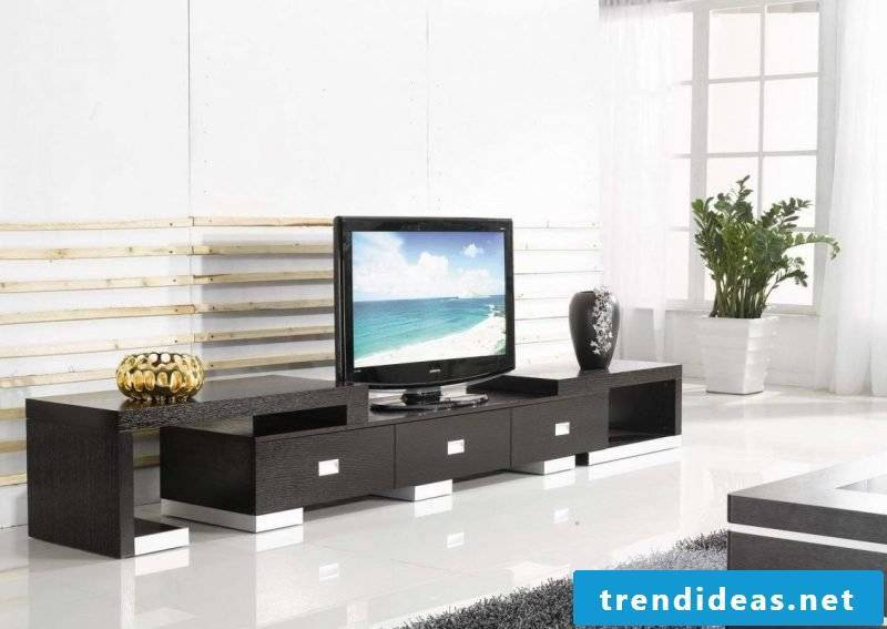 Media furniture helps set the stage for televisions!