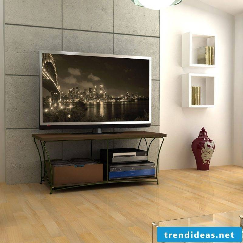 Chic media furniture for effective furnishings!