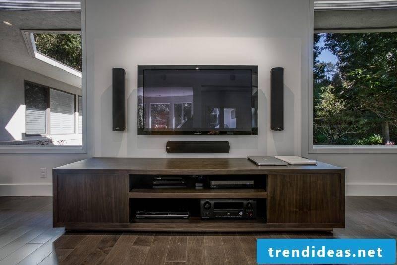 Elegant media furniture for your home entertainment!