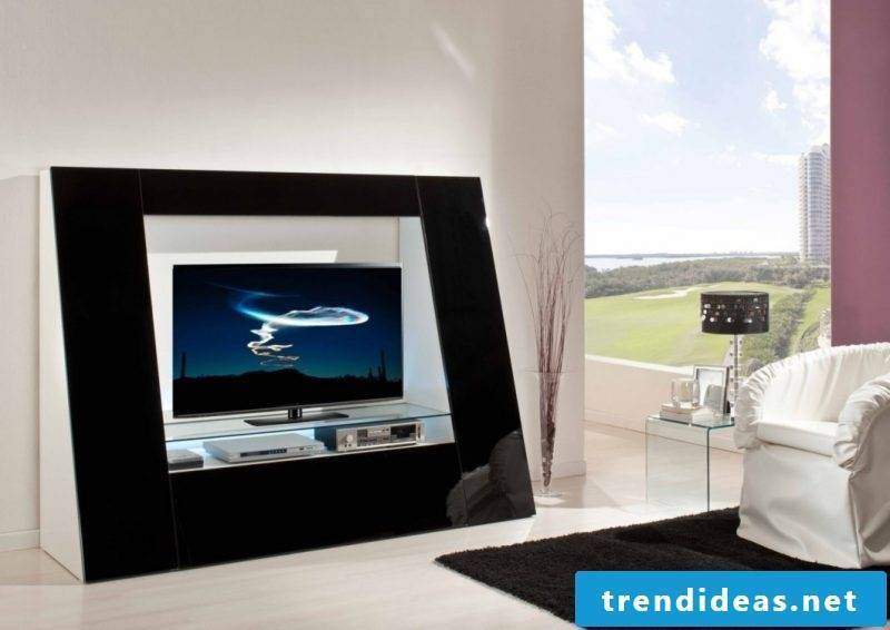 Modern media furniture know no limits!