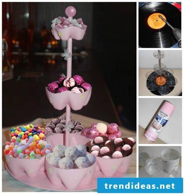 Kids birthday cake stand