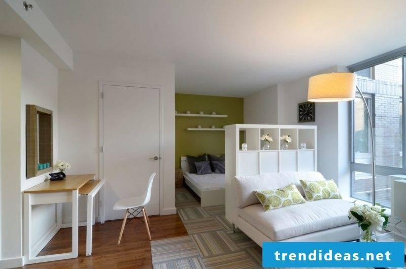 Ideas for a 1 bedroom apartment setup