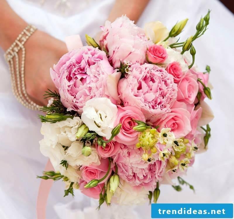 Bridal bouquet of ideas wedding design