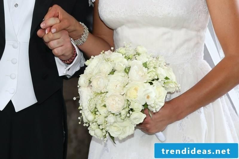 Bride bouquet classic