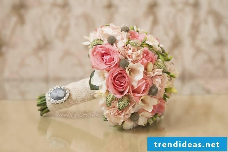 Wedding bouquet creative design ideas