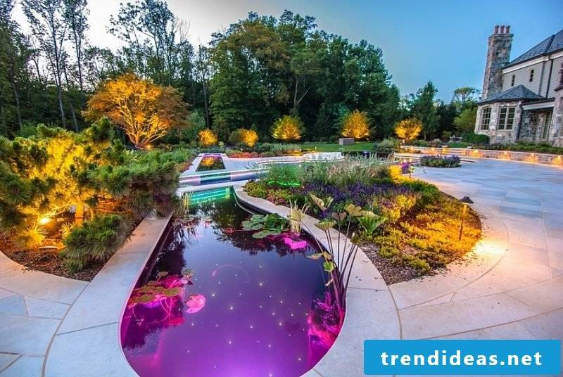 swimming pond costs considerately
