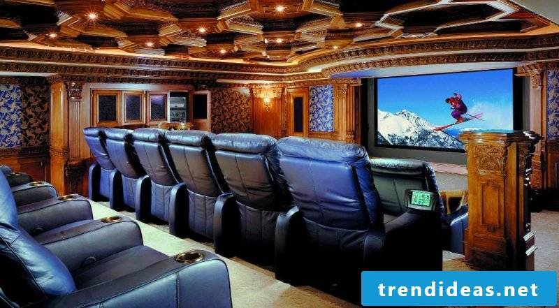Stressless home theater: 5 important component of home cinema