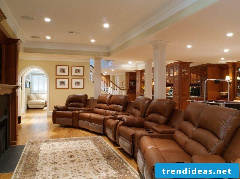Stressless Home Theater: 5 Important Components of Home Cinema - Comfortable Cinema Armchairs at Home