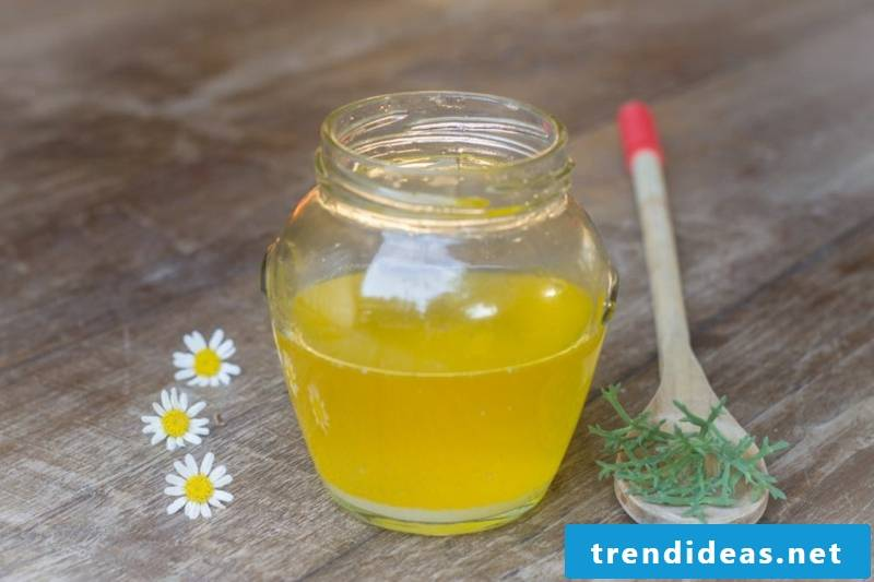 ghee itself make it fluid