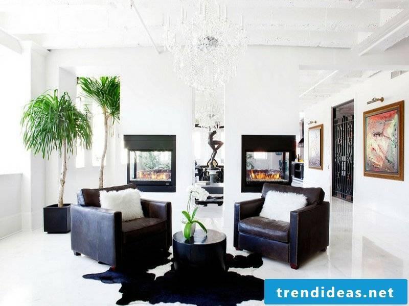 white mamorfliesen m living room