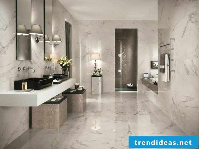 beautiful classic marble tile design