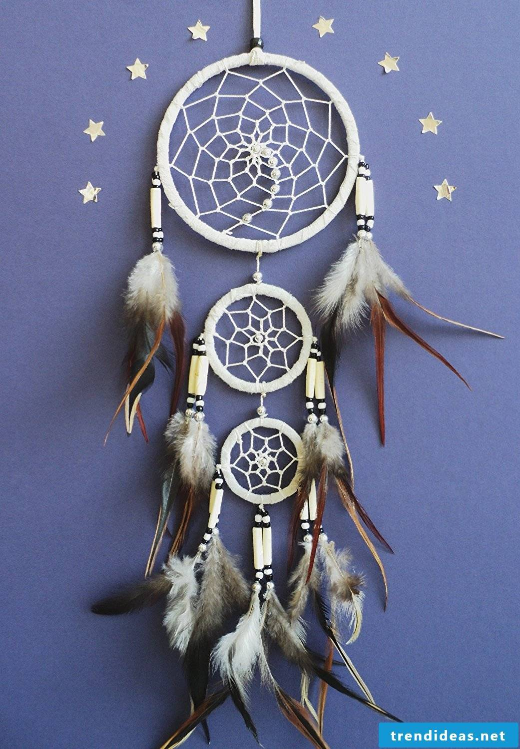 Dreamcatcher ideas Crafting with guaranteed results