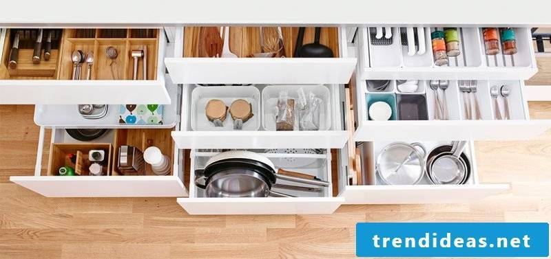 Ikea kitchen planner organization