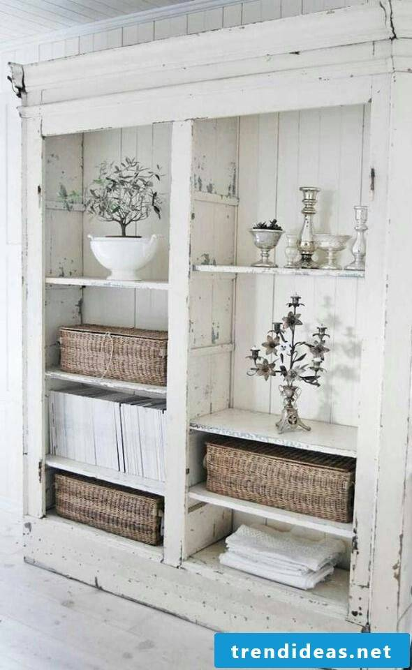 The Shabby style for your home is the right style!