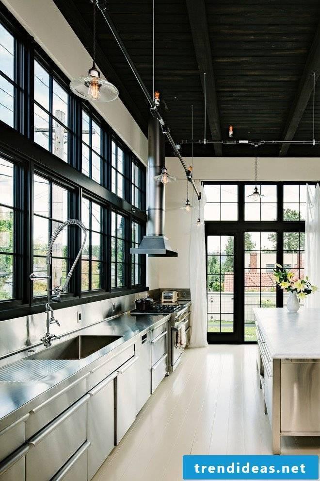 Industrial Chic - Industrial Kitchen