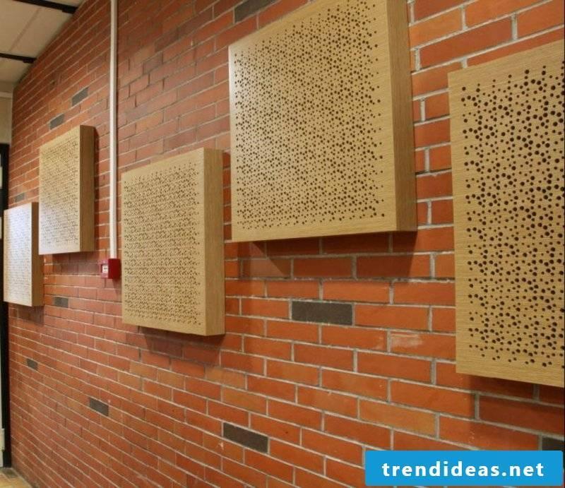 acoustic panels wood