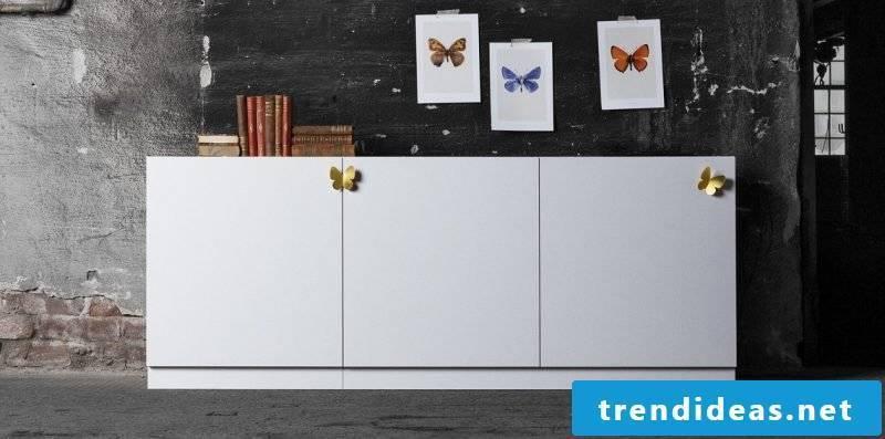 Pimp Ikea Besta shelf with decorations