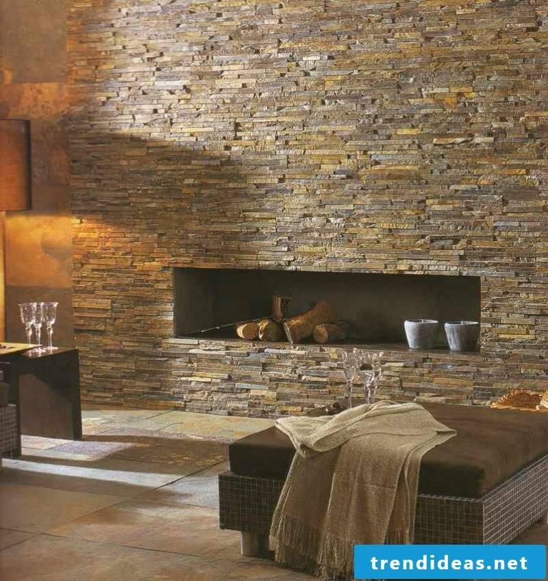 inside stone wall creative