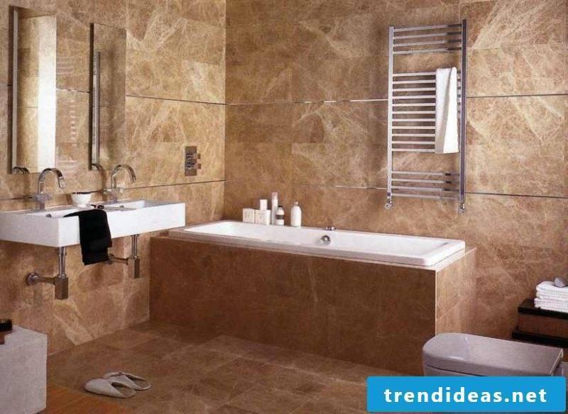 Italian tiles beige