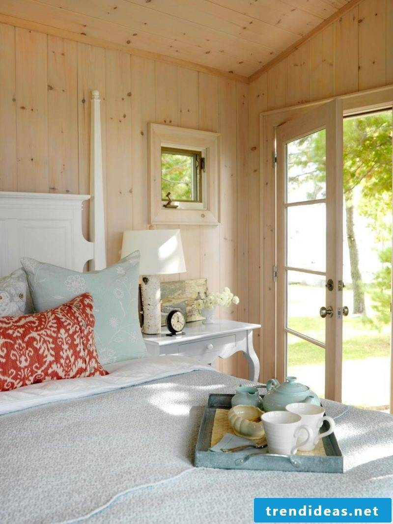 Cottage furniture white bedside wood bedroom furnishings design country style furniture